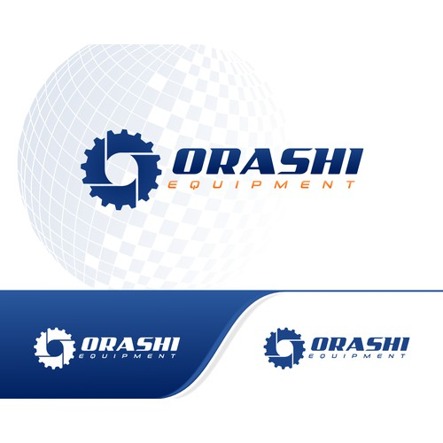 Orashi Equipment Company  needs a new design