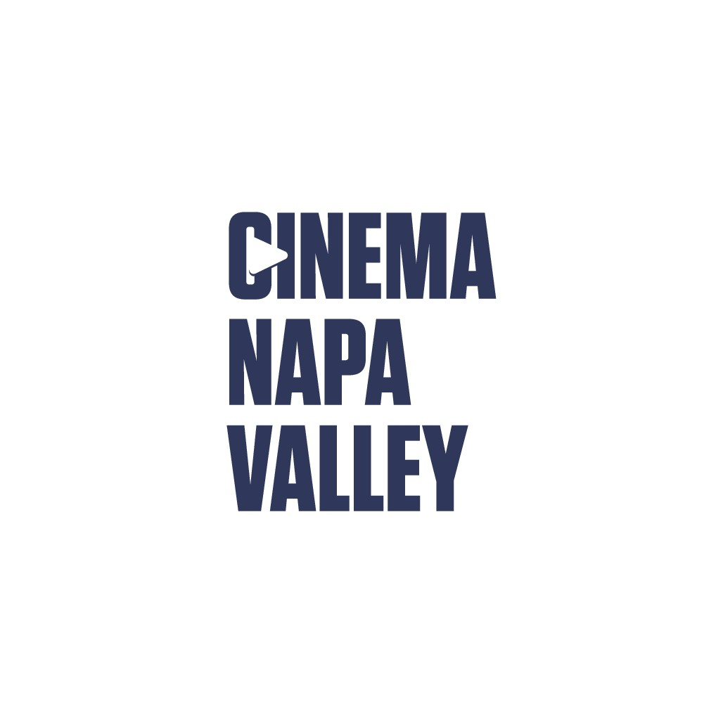 Design a warm, luxurious, clean logo for a rebranded film festival in Napa.