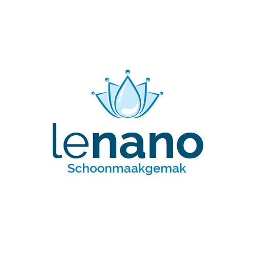 Design an awesome logo for nanotechnological based cleaning product company