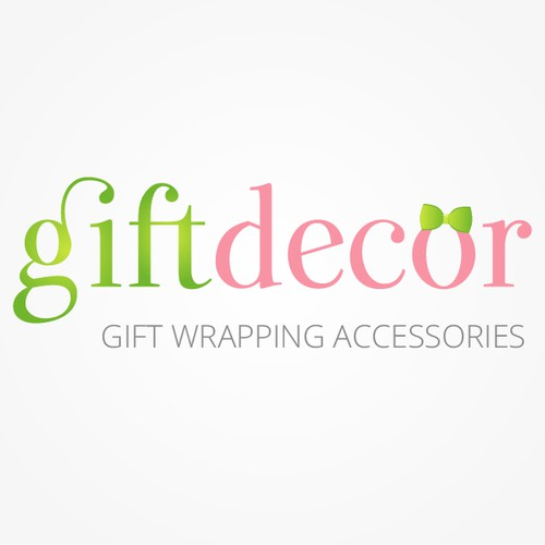 Help Gift Decor with a new logo