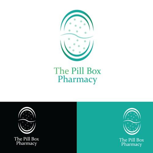 logo for The Pill Box Pharmacy