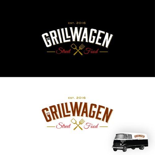 Logo concept for GrillWagen