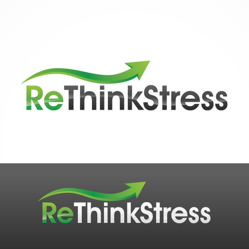 ReThink Stress needs a new logo