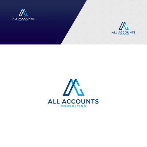 Accounting and Financial Consulting Company, Logo