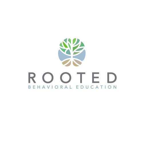 «Rooted Behavioral Education» logo