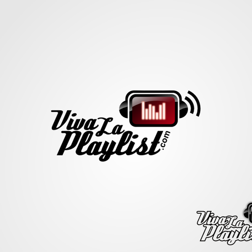 New logo wanted for VivaLaPlaylist.com