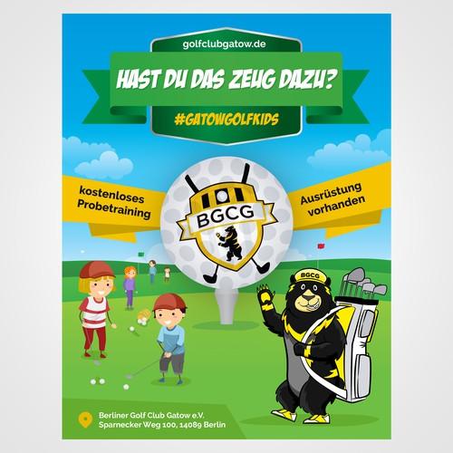 Poster for BGCG
