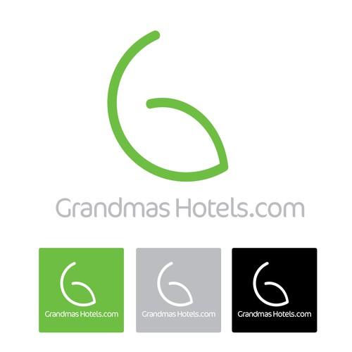 Create the next logo for GrandmasHotels.com