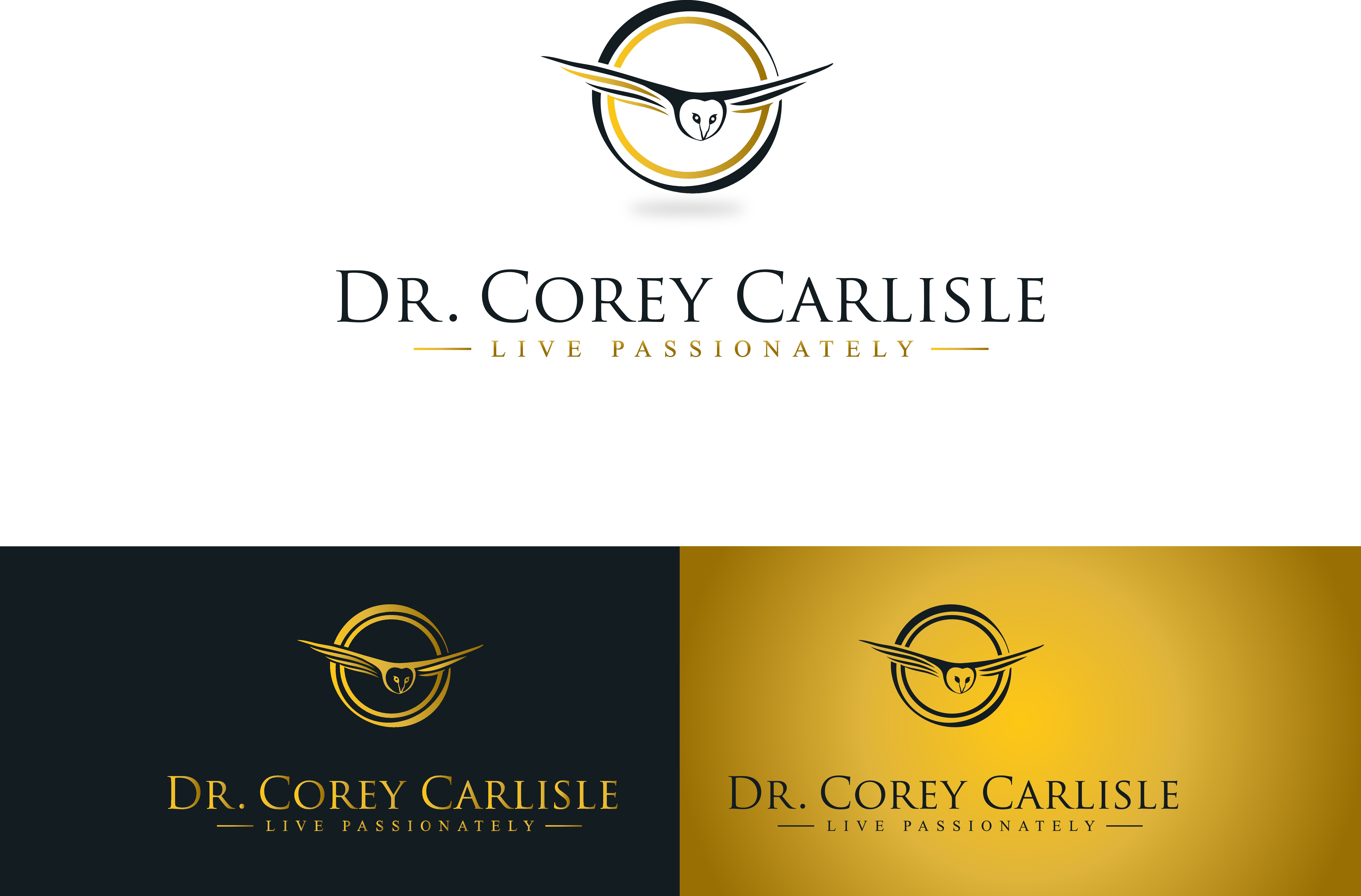 Create Brand Logo for Counselor, Teacher, and Writer