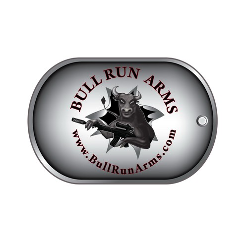Logo Design for Shooting Sports Company