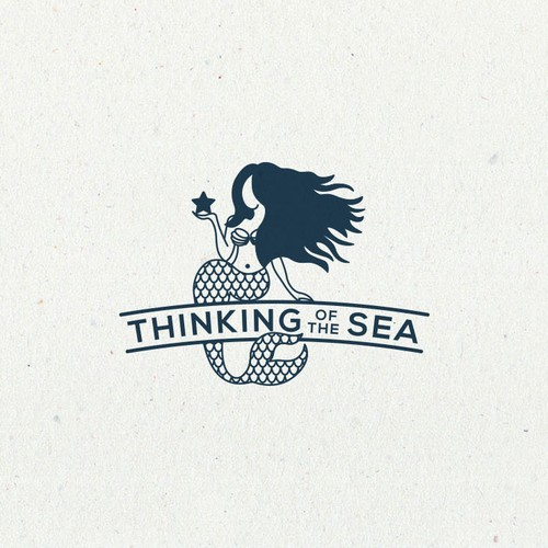 Logo for Thinking of the Sea