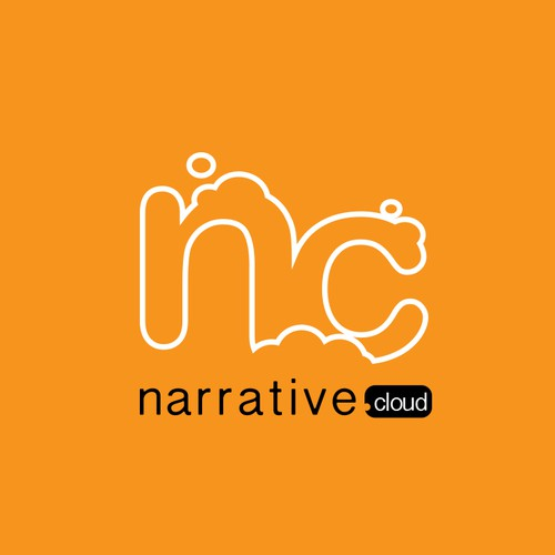 Logo Design Narrative Cloud