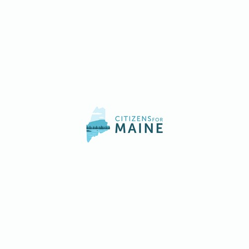 Citizens For Maine Logo