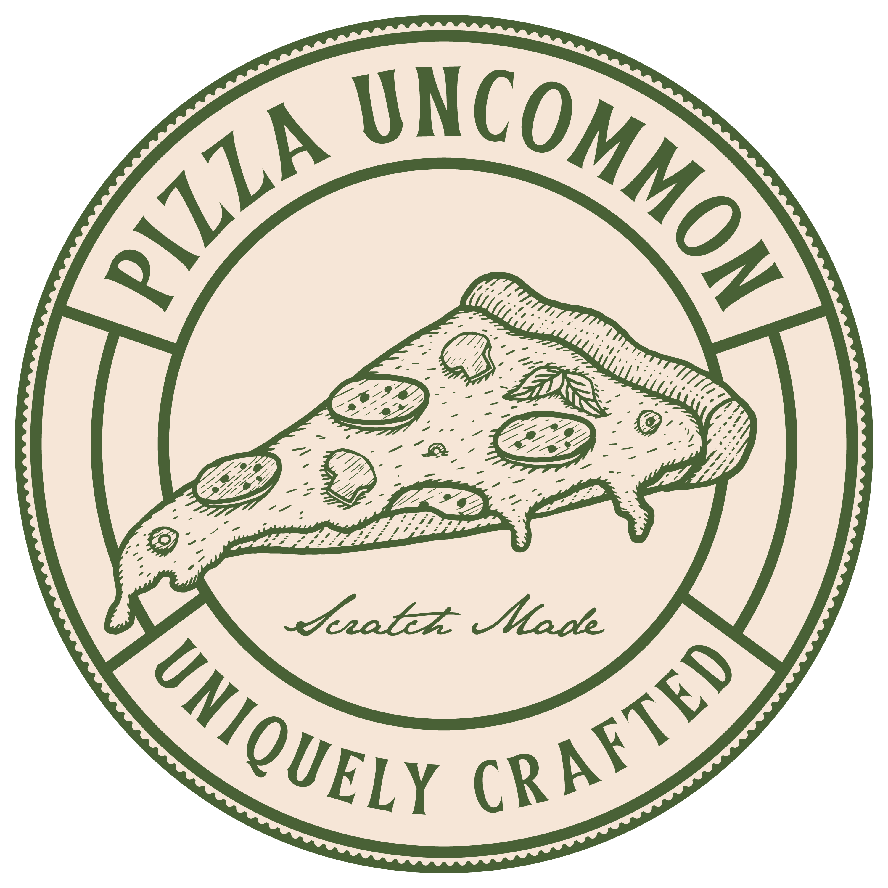 Design a Super Creative T-Shirt for an extremely creative Pizza concept!
