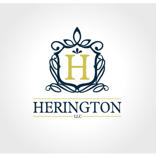 Herington LLC's logo and stationery, a boutique investment bank and wealth management firm