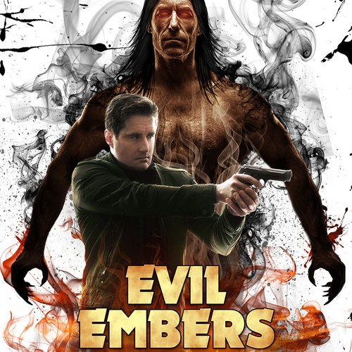 Evil Embers Book Cover