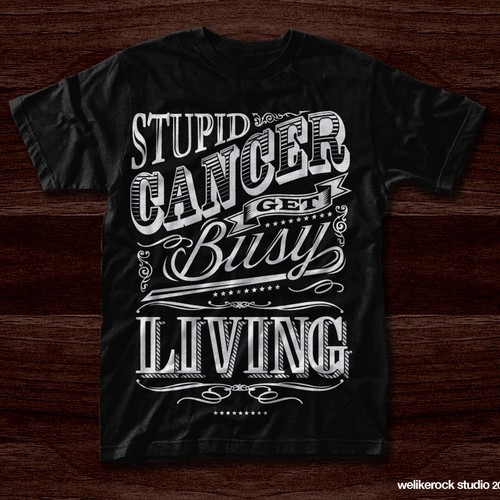 Stupid Cancer T-Shirt