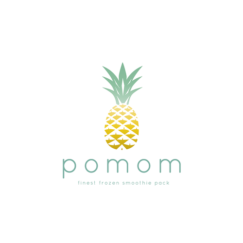 Logo design for POMOM