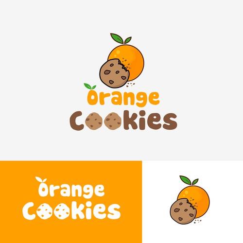 Orange Cookies Logo