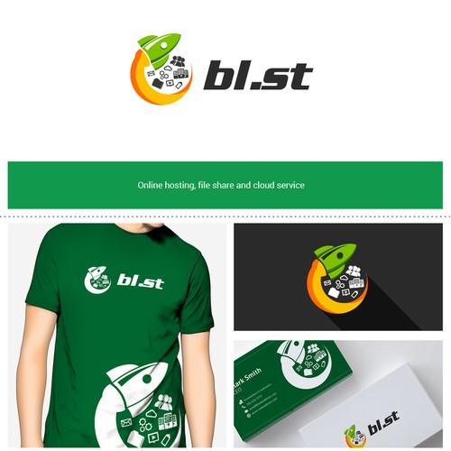 logo design for hosting company