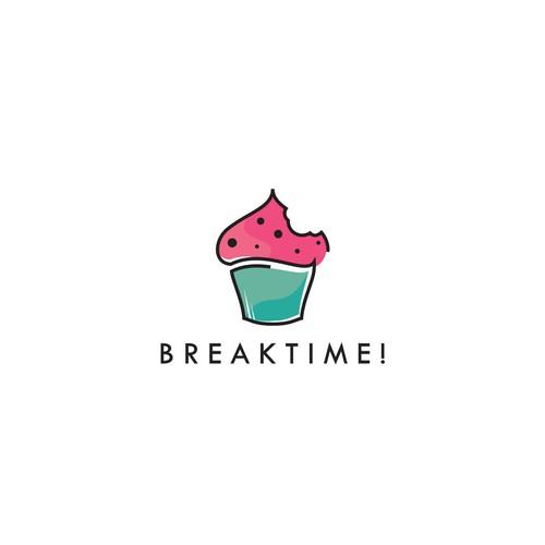 Logo design for Breaktime!