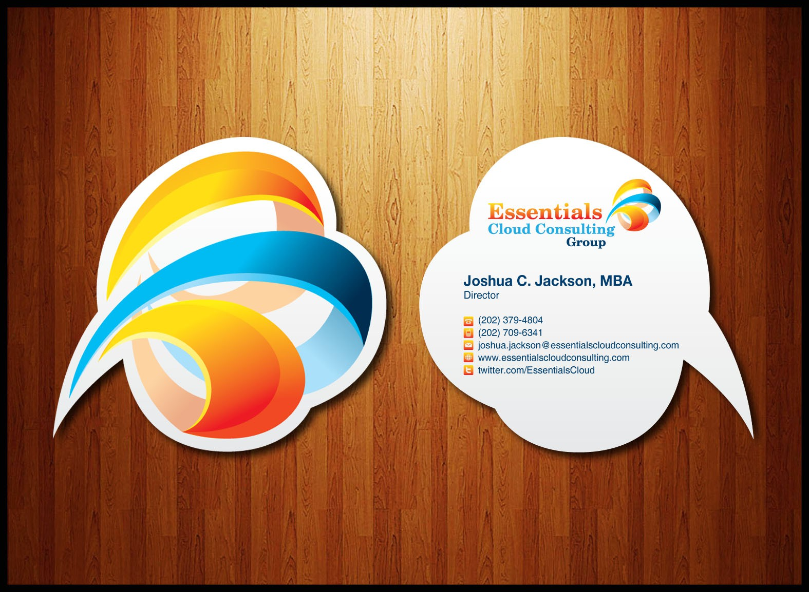 New stationery wanted for Essentials Cloud Consulting Group