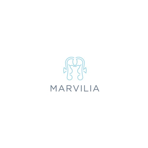 Logo for Marvilia