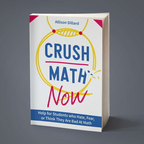 Book Cover for Math study guide
