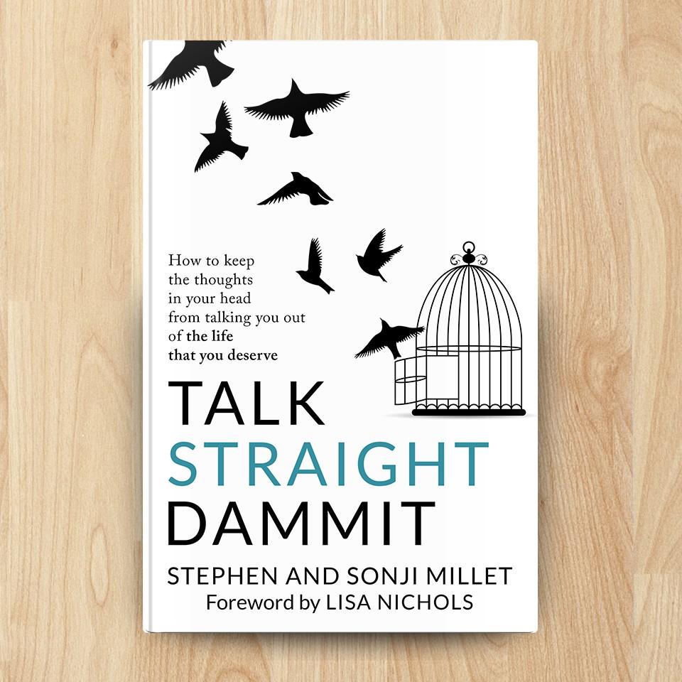 🗣️Talk Straight Dammit!  ➡️ Book