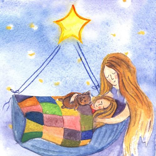 Lullaby. Little star