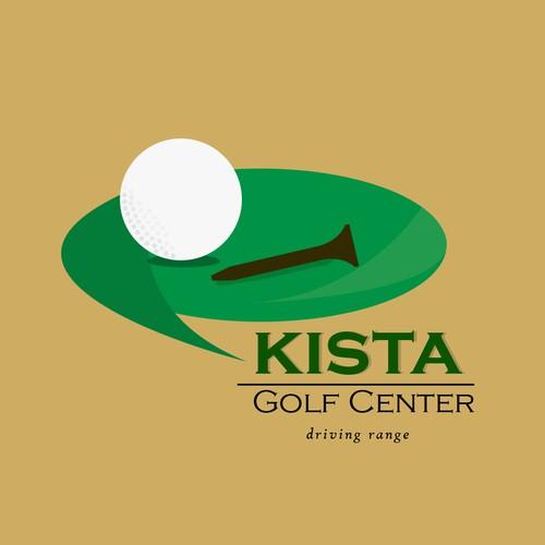Logo for Golf Driving Range