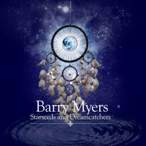 Create an album cover sold world wide by Barry Myers
