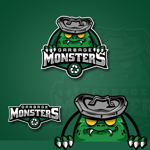 Garbage Monsters
