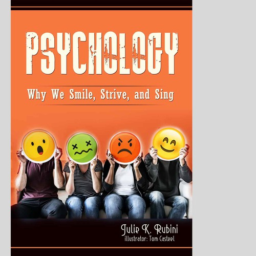 Psychology Book cover