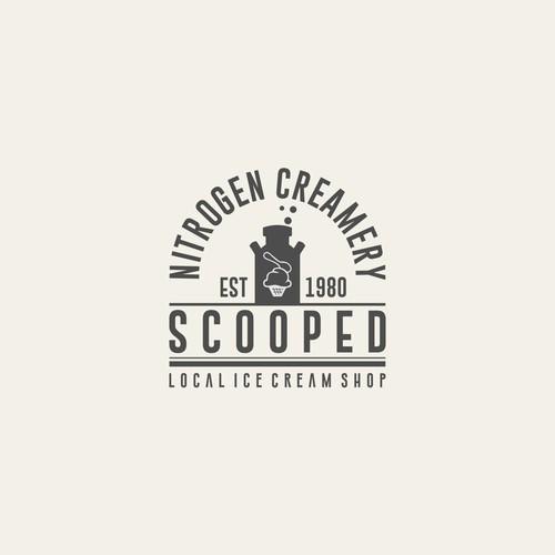Scooped