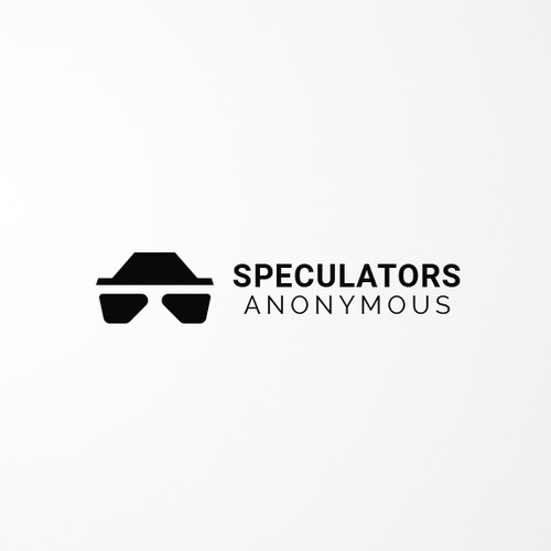 Bold logo for Speculators Anonymous