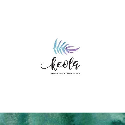 "Logo concept for ""Keola"""