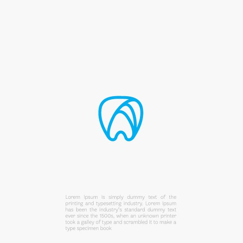 Upscale dental office Logo Design