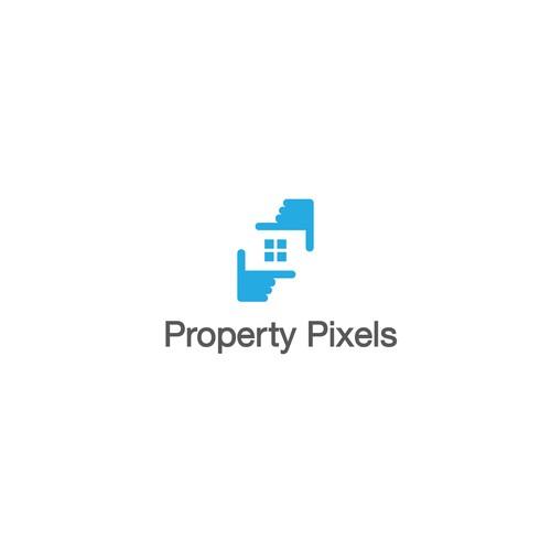 Logo Concept for Property Pixels