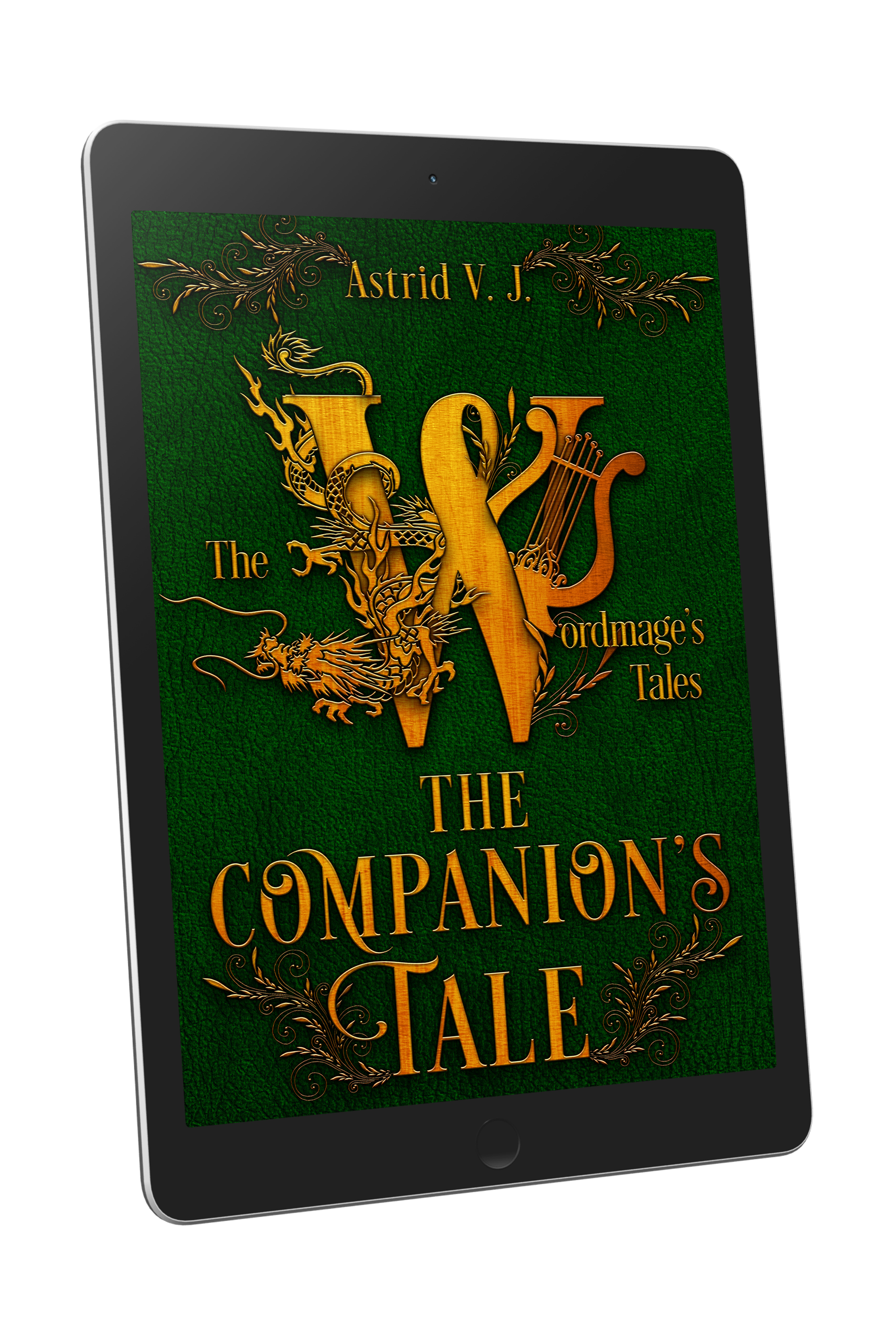 Wordmage's Tales cover 1