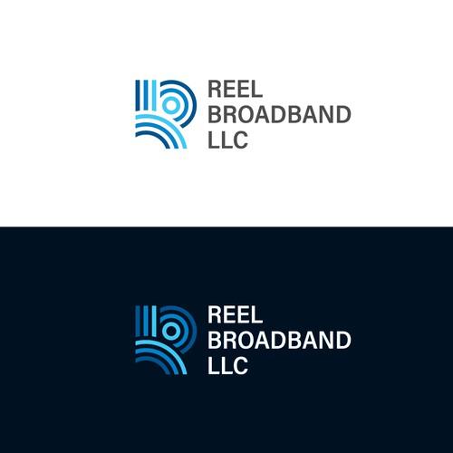 Logo design entry for Reel Broadband