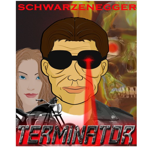 Terminator (animated poster)
