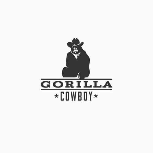 Cowboy Gorilla travel blog logo