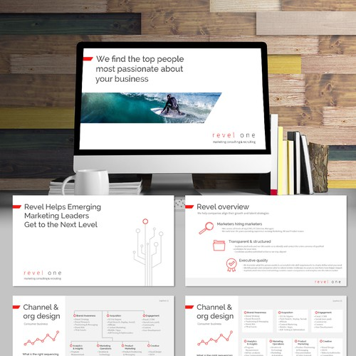 Clean and Elegant Powerpoint Template