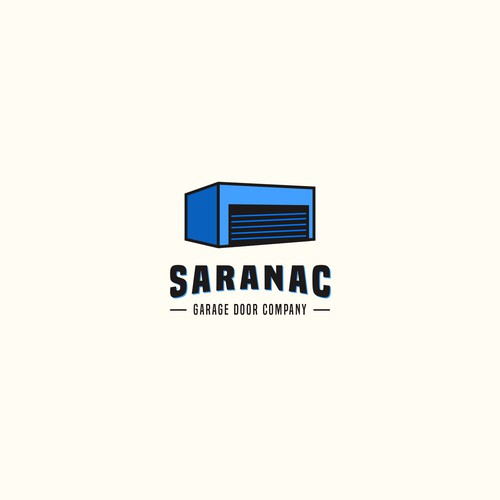 Logo design for Saranac