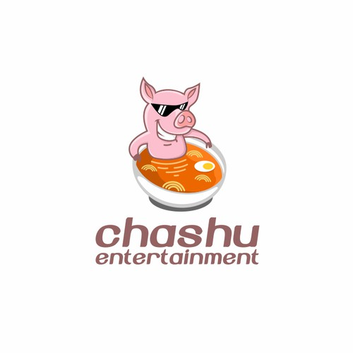 funny game logo entertainment