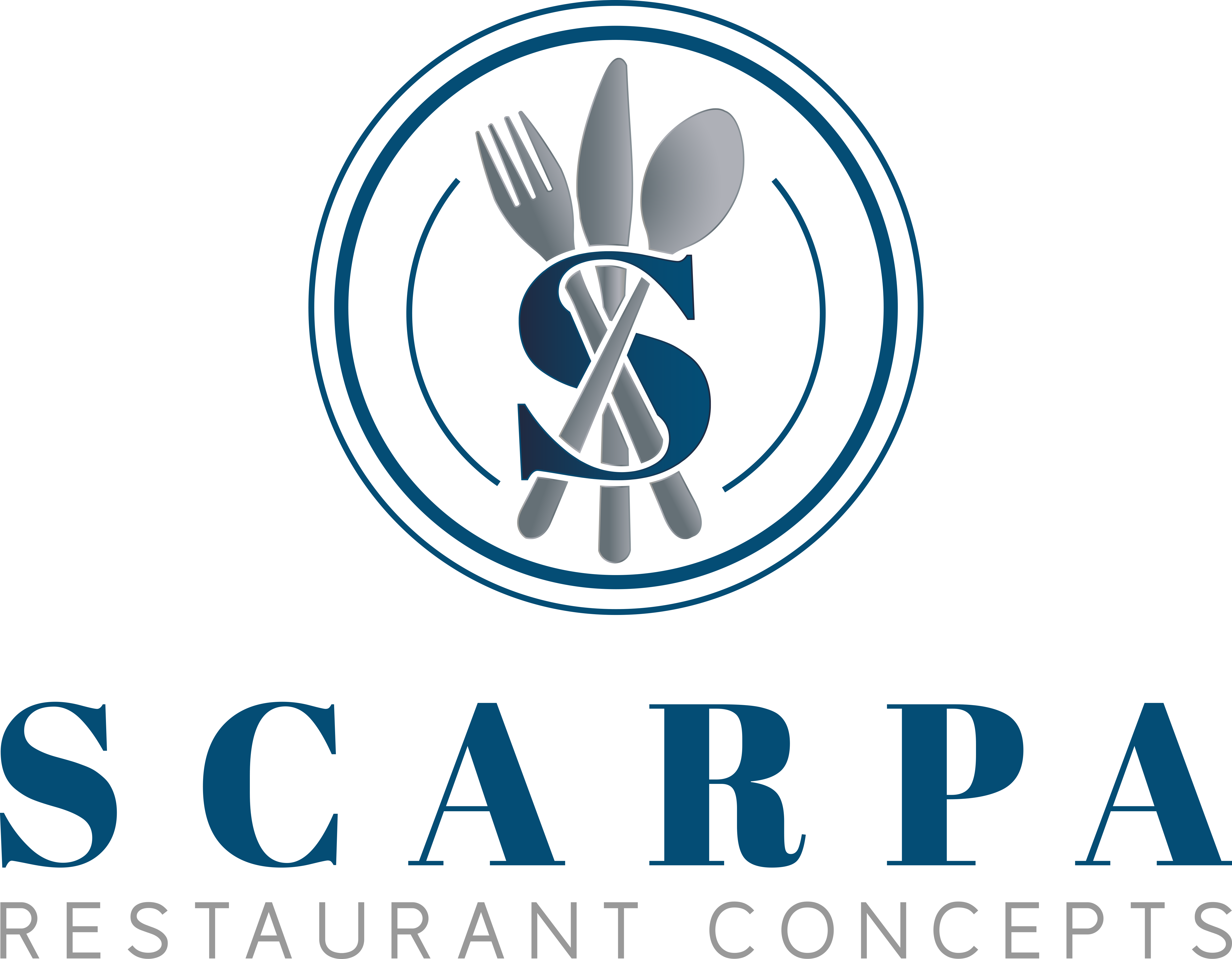 Scarpa Restaurant Concepts needs a logo, please.