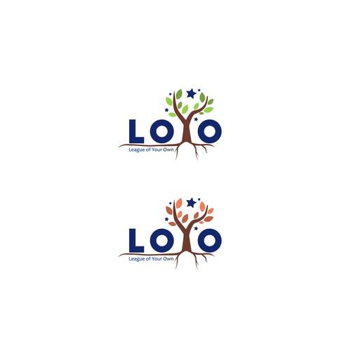 LOYO - Logo for a cemetery