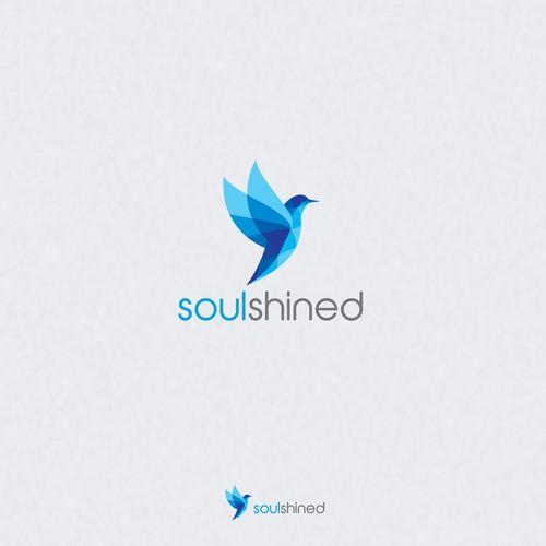 logo for soulshined