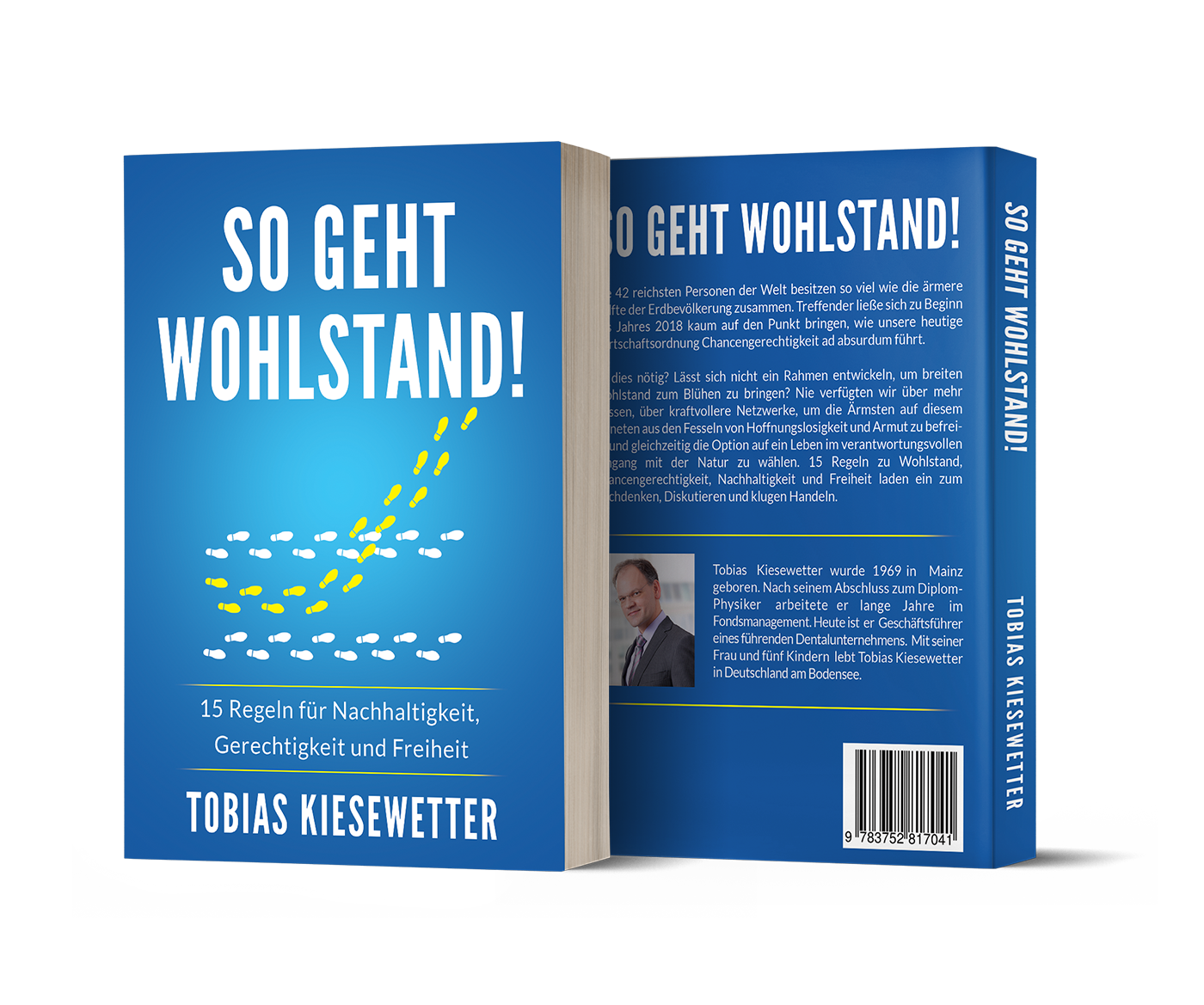 New Cover: So geht Wohlstand!